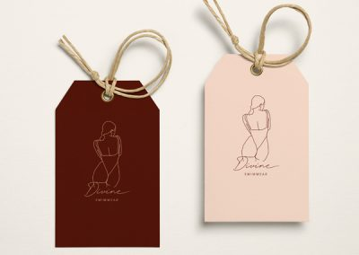 Branding Divine Swimwear
