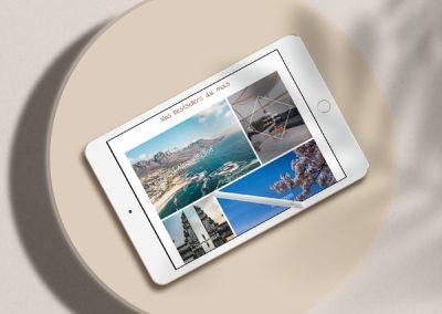 Site web Agence de voyages